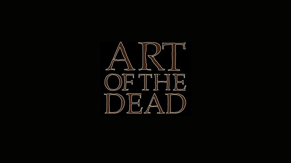 Art of the Dead featured website